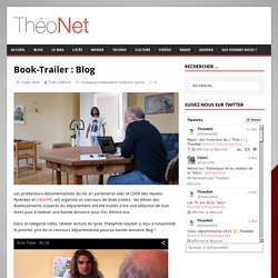 Book-Trailer : Blog