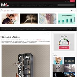 BookBike Storage
