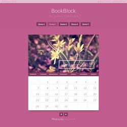 BookBlock: A Content Flip Plugin - Demo 2