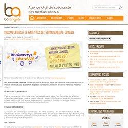 bookcamp jeunesse, le rendez-vous de l'édition numérique jeunesse