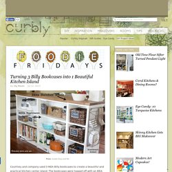 Turning 3 Billy Bookcases into 1 Beautiful Kitchen Island » Curbly