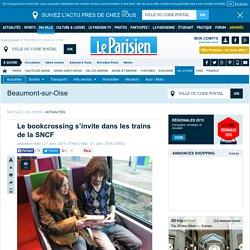 Le bookcrossing s'invite dans les trains de la SNCF