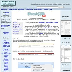 BookDB - book database freeware