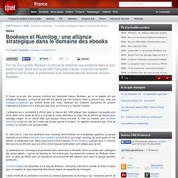 Bookeen et Numilog : une alliance stratégique dans le domaine des ebooks