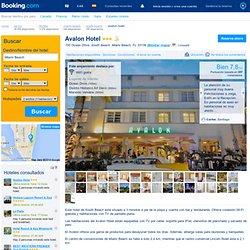 Avalon Hotel , Miami Beach, Estados Unidos - 323 Comentarios