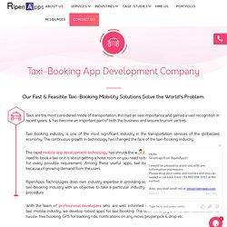 Top Taxi Booking App Development Company Kuala Lumpur