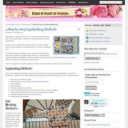3 Step-by-Step Lap Booking Methods