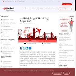 10 Best Flight Booking Apps UK 2020