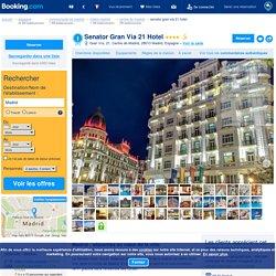 Hotel Senator Madrid - Madrid, Espagne