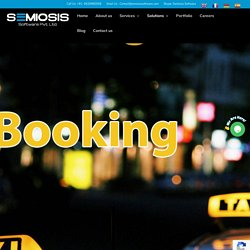 Taxi Booking System in Jaipur