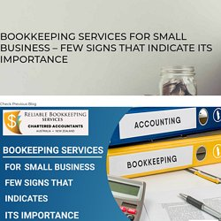 bookkeepers Melbourne