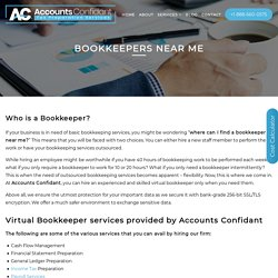 Bookkeepers Near Me (USA & Canada)