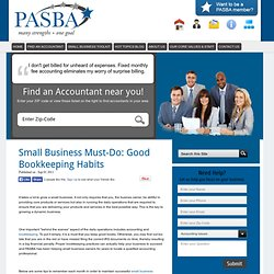 Small Business Bookkeeping and Payroll Accountants