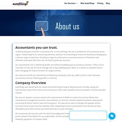 Accounting & Bookkeeping Online