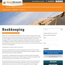 Best Bookkeeping Services In Melbourne
