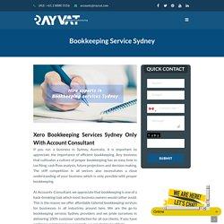 Xero Bookkeeping Services Sydney