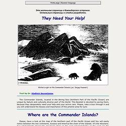 BOOKLET COMMANDER ISLANDS
