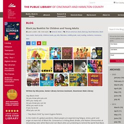 Black Joy Booklist for Children and Young Adults