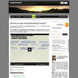 Qu'est-ce que le bookmarking social ?