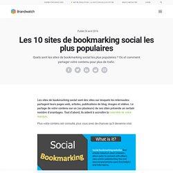 Les 10 sites de bookmarking social les plus populaires