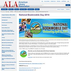 National Bookmobile Day