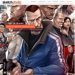 Sketchoholic.com | Drawing Contest: Sketch-o-daily Friday October 15th