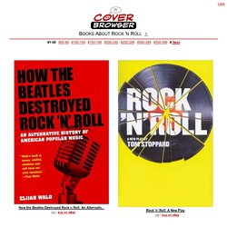 Books About Rock 'n Roll Covers