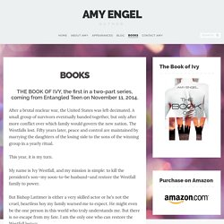 Amy Engel