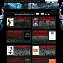 Books in Category Asatru And Odinism