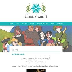 Books - Connie S. Arnold