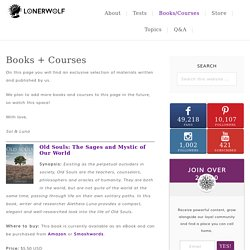 Books + Courses