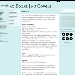 50 Covers: Design Observer