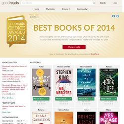 Best Books 2014 — Goodreads Choice Awards
