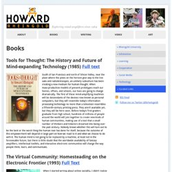 Books | Howard Rheingold