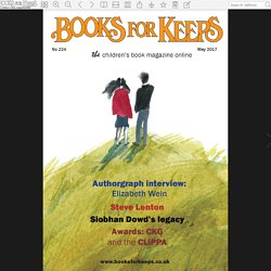 Books for Keeps No 224 May 2017