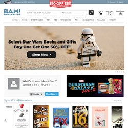 Books-A-Million Online Book Store : Books, Toys, Tech & More