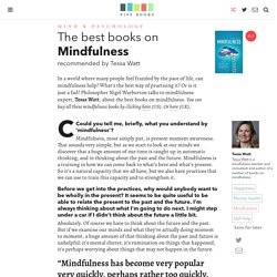 The best books on Mindfulness — a Five Books interview