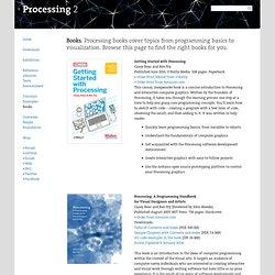Libros \ Processing.org
