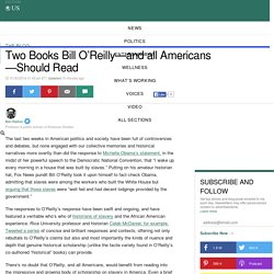Two Books Bill O'Reilly