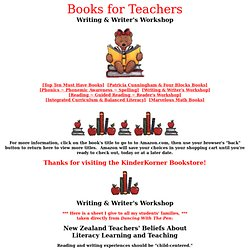 Books for Teachers ~ Page 4
