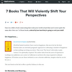 7 Books That Will Violently Shift Your Perspectives
