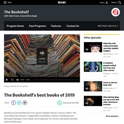 The Bookshelf's best books of 2019 - The Bookshelf - ABC Radio National