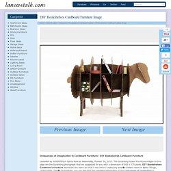DIY Bookshelves Cardboard Furniture, how to make cardboard furniture, cardboard furniture plans ~ Home Design