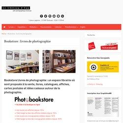 Bookstore livres de photographie du Château d'Eau