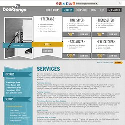 E-book Publishing and Marketing Services