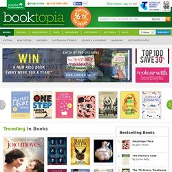 Booktopia - Books, Online Books, #1 Australian online bookstore, Buy Discount Books, eBooks and DVDs from Australia and the world.