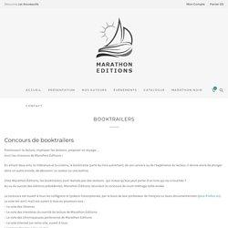 Booktrailers - Marathon Editions