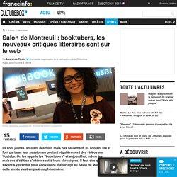 Salon de Montreuil : booktubers, les nouveaux critiques littéraires sont sur le web