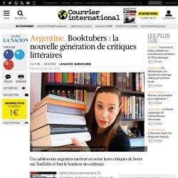 ARGENTINE. Booktubers : la nouvelle génération de critiques littéraires