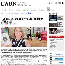Les booktubeurs, nouveaux promoteurs littéraires - L'ANGUILLE SOUS LA ROCHE